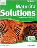 Maturita Solution Elementary Student´s Book 2nd Edition